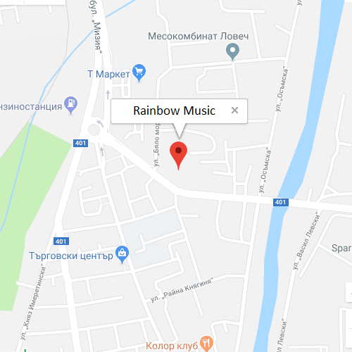 Rainbow Music Location